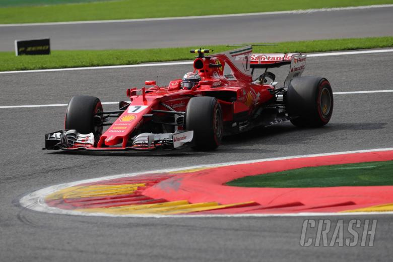 Raikkonen angered by 'completely pointless' penalty