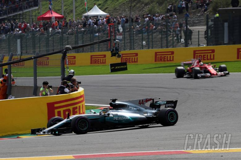 Belgian Grand Prix - Race results