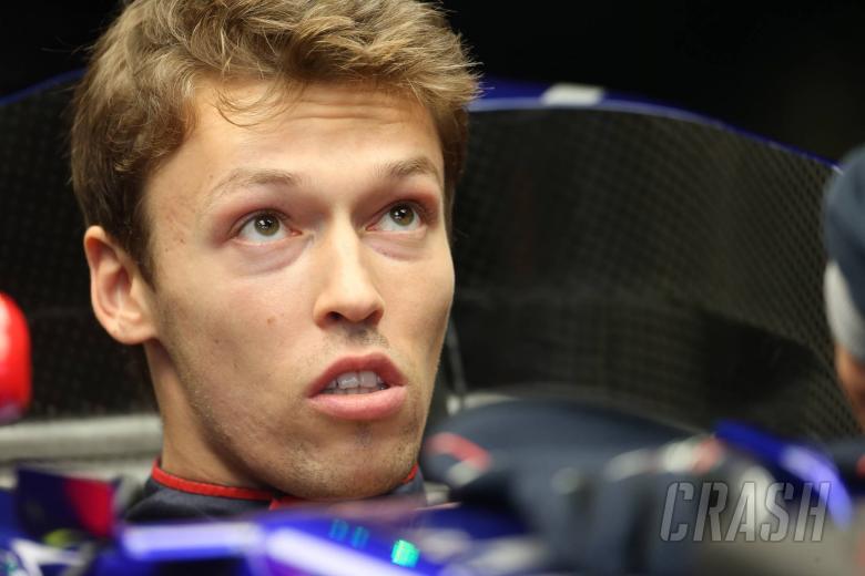 Horner confirms Kvyat in contention for shock Toro Rosso return
