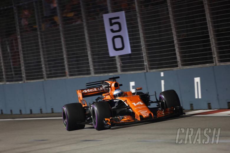 Brown: Renault F1 engine deal no short-term fix for McLaren