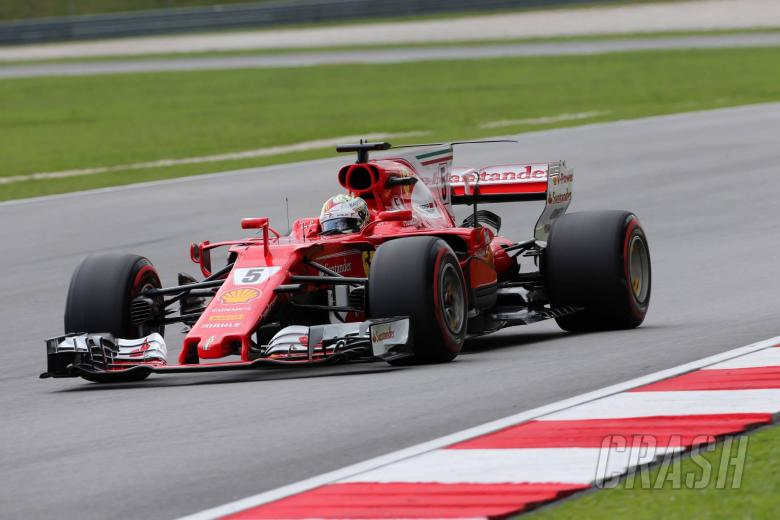 Ferrari forced to change Vettel's engine after Malaysia issue