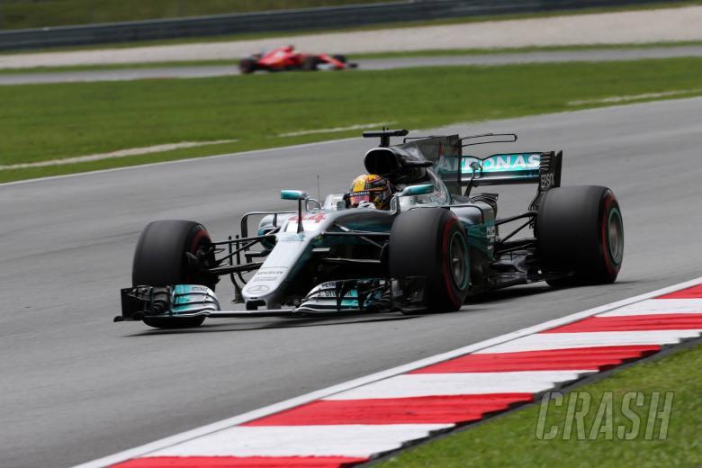 Malaysia Grand Prix - Qualifying results