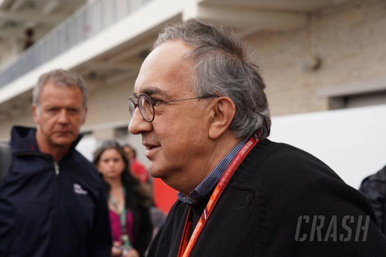 Ferrari's Marchionne encouraged by F1's plans, quit threat still looms