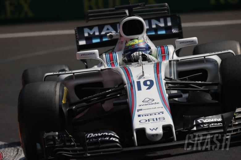 Felipe Massa confirms retirement from F1 at season's end