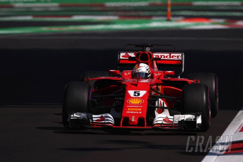 Vettel ready to go 'all out' from Mexico pole despite bleak title picture