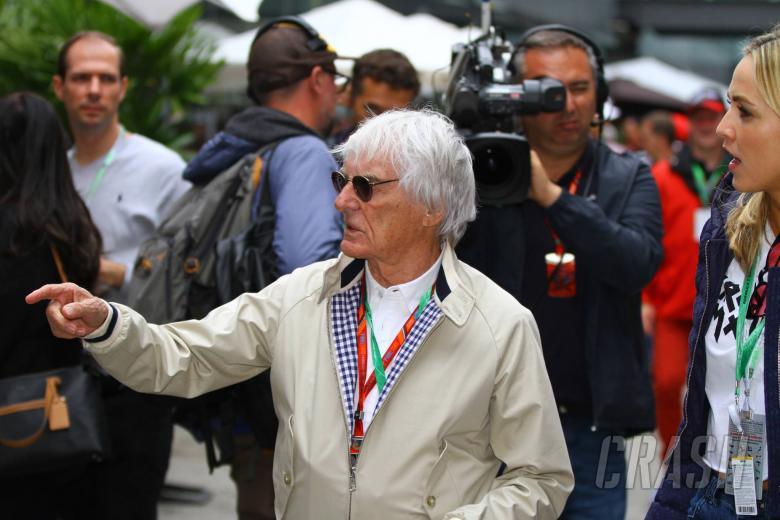 11.11.2017 - Qualifying, Bernie Ecclestone (GBR) and his daughter Petra Ecclestone