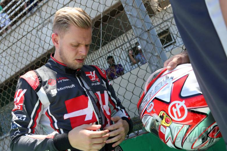 Magnussen open to future IndyCar switch after F1
