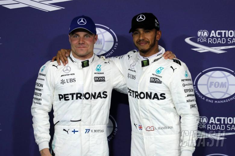 "Mercedes needs ""disruption and calmness"" from Hamilton, Bottas"
