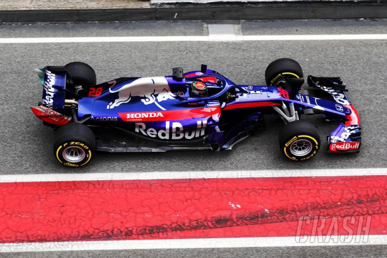 Toro Rosso F1 took lessons to aid communication with Honda