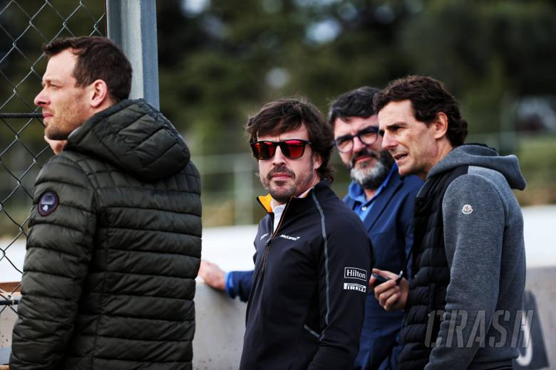 Boullier: Alonso in a 'different mindset' for 2018