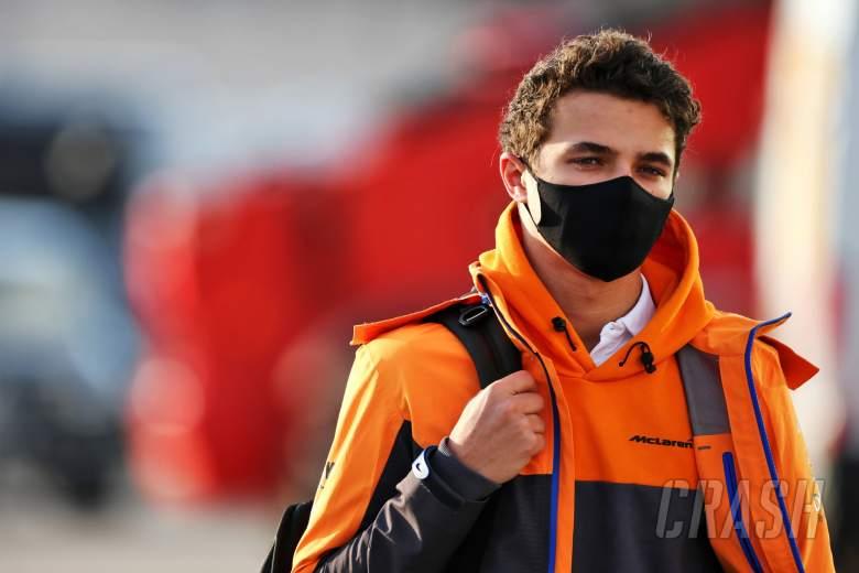 Lando Norris (GBR) McLaren.