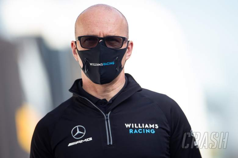 Simon Roberts (GBR) Williams Racing F1 Acting Team Principal.