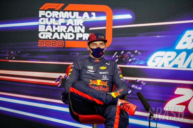 Max Verstappen (NLD) Red Bu