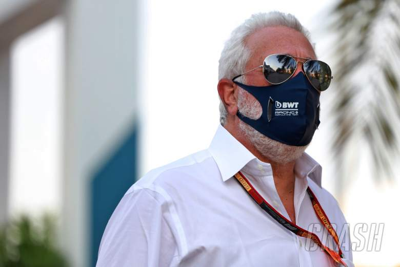Lawrence Stroll (CDN) Racing Point F1 Team Investor.