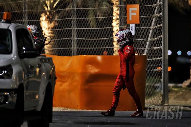 Leclerc explains decision to abandon Q3 early