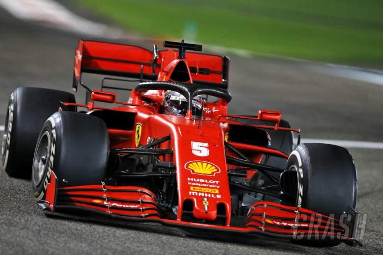Vettel looks to end Ferrari stint on winning note