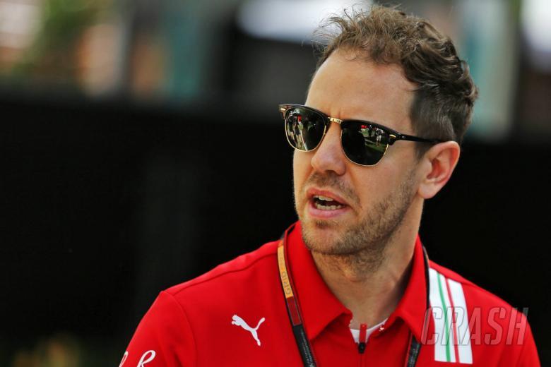 Vettel: High chance Ferrari deal gets sorted before F1 restarts