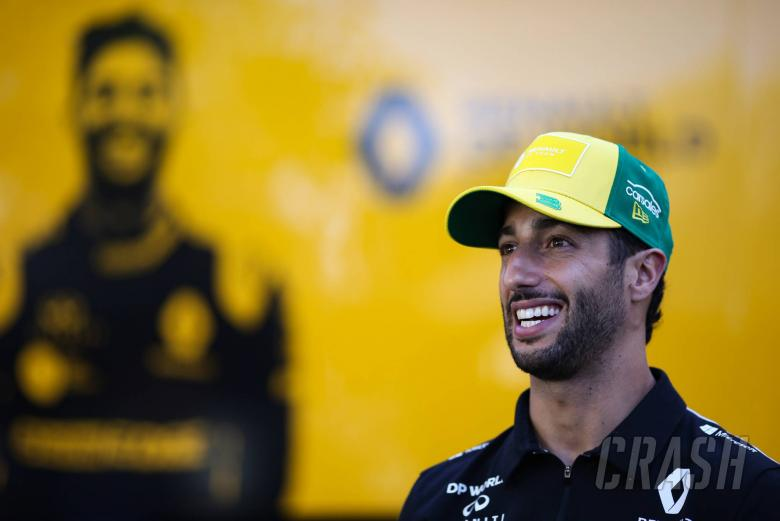Ricciardo open to pay cut – Abiteboul