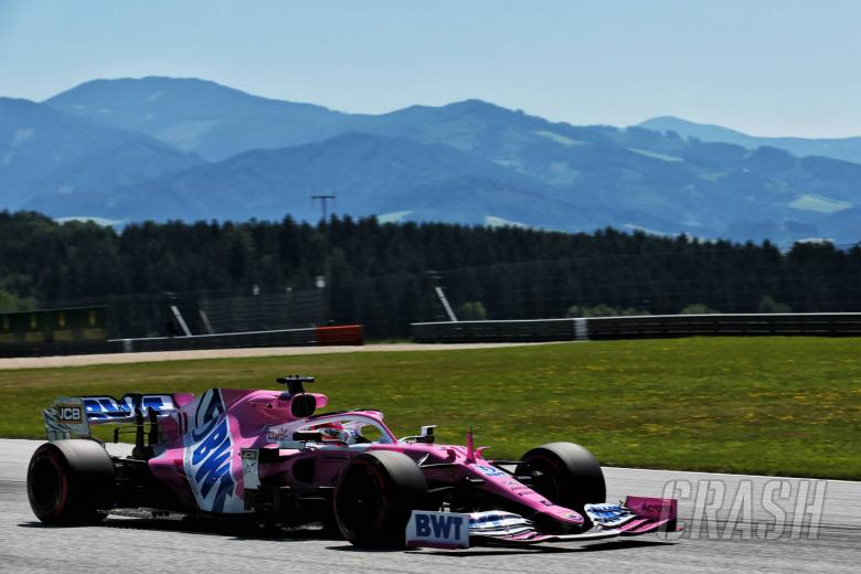 Styrian GP F1 grid could be set by FP2 times if qualifying rained off