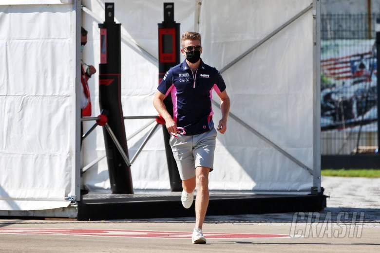 Nico Hulkenberg (GER) Racing Point F1 Team.