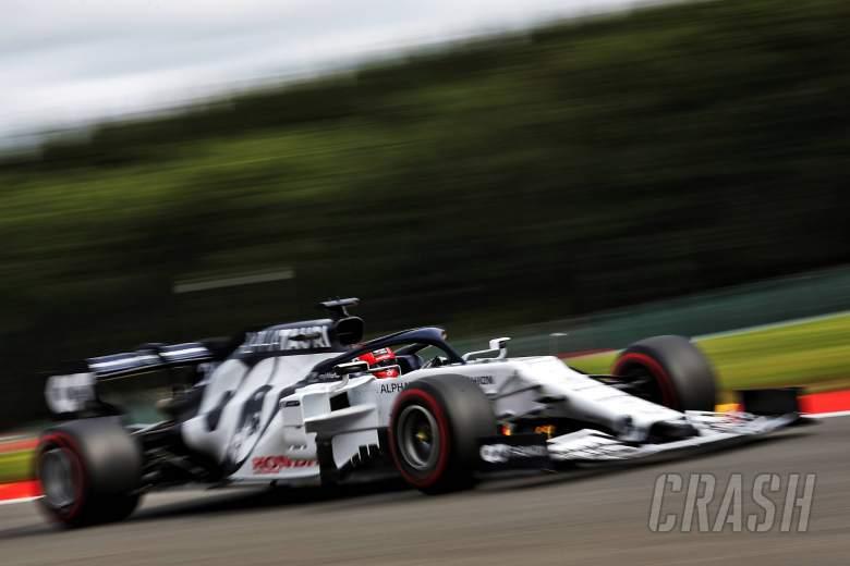 F1 Belgian Grand Prix 2020 - Free Practice Results (1)