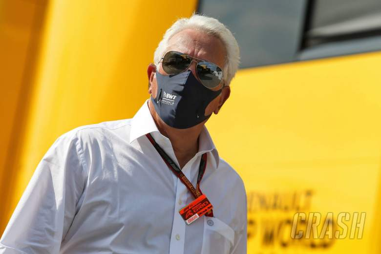 Racing Point F1 team owner Lawrence Stroll also had coronavirus