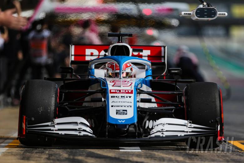 Williams recovers from another engine issue