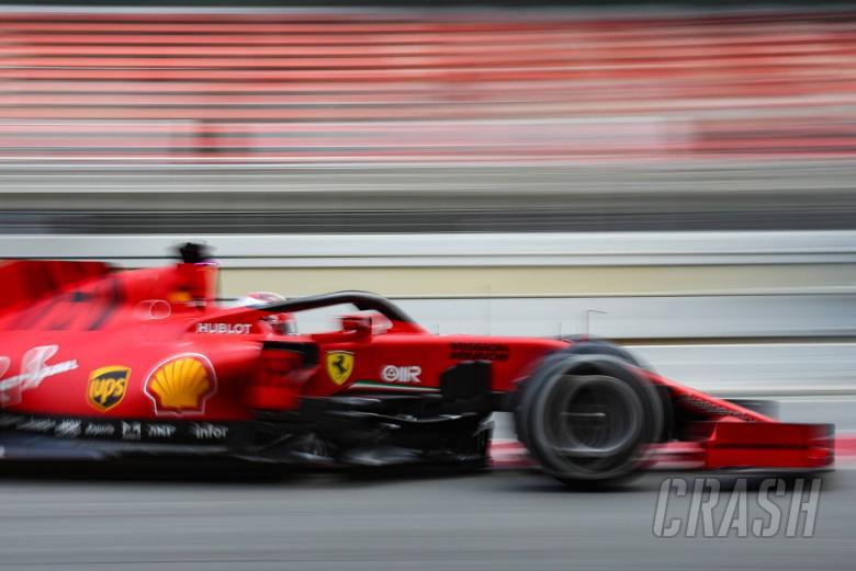 Binotto insists Ferrari has not hid speed in F1 testing