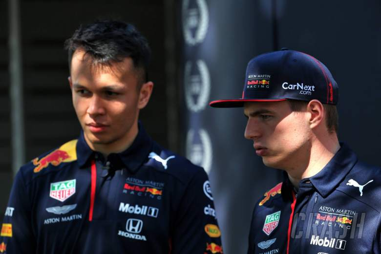 Red Bull F1 duo hope to be 'thorn in Mercedes' side' in Tuscan GP