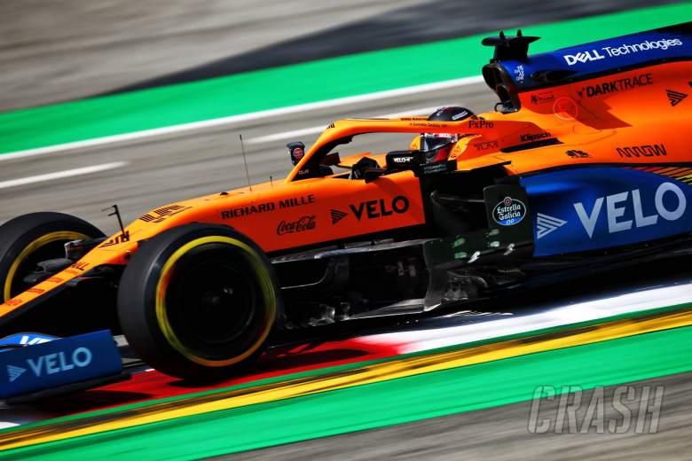 Sainz and Grosjean handed fresh F1 power units for Spanish GP