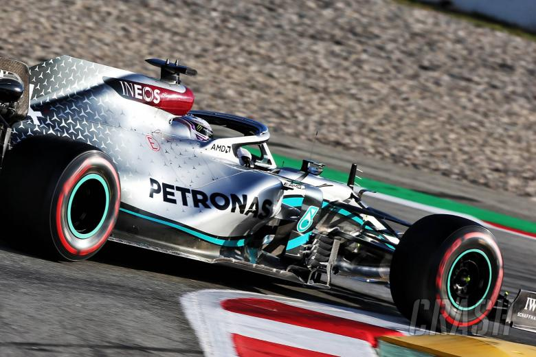 Mercedes confirms upgrade for W11 ahead of belated F1 race debut