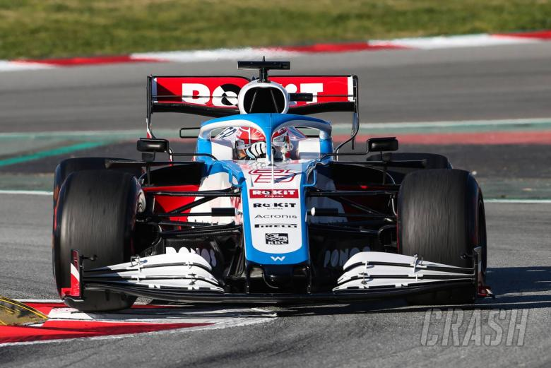 Williams F1 team reveals it is for sale