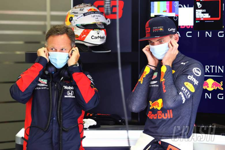 Verstappen 'extracted every ounce of performance' in F1 Russian GP - Horner