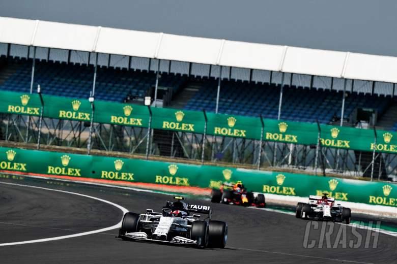 F1 70th Anniversary Grand Prix 2020 - Race Results