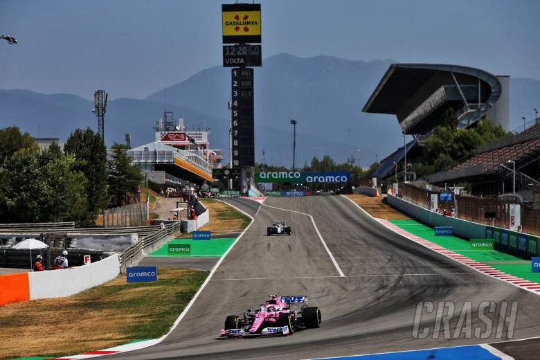 F1 Spanish Grand Prix 2020 - Free Practice Results (3)