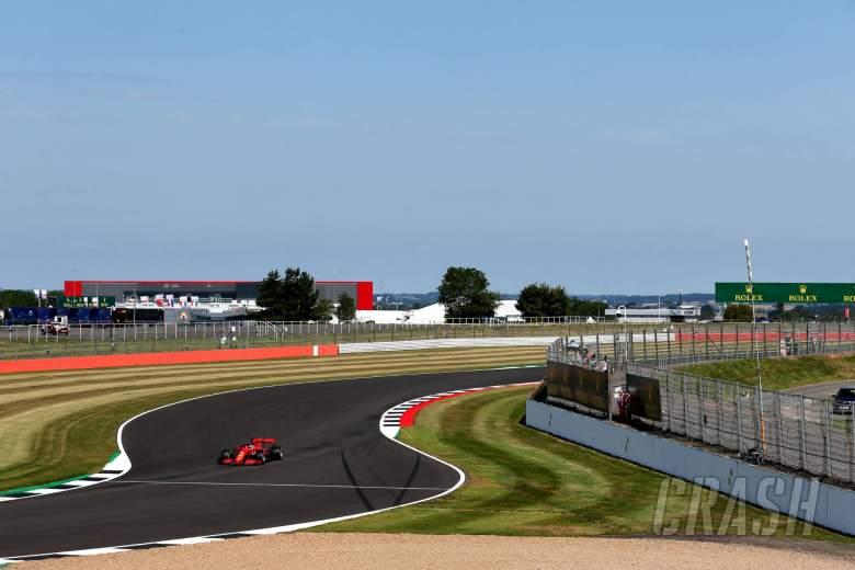 F1 70th Anniversary Grand Prix 2020 - Free Practice Results (3)