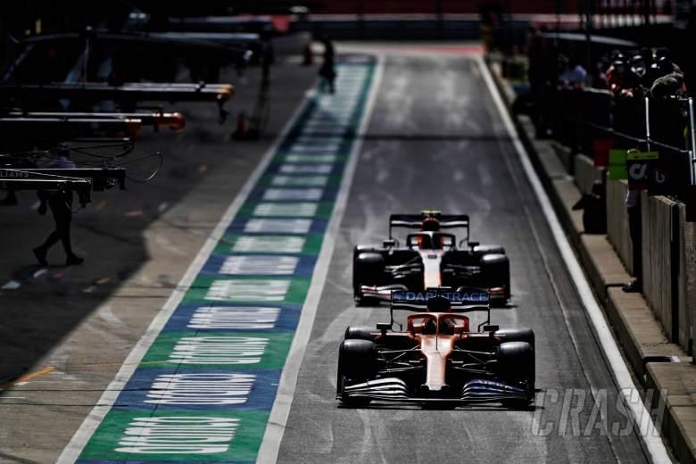 F1 70th Anniversary Grand Prix 2020 - Qualifying Results
