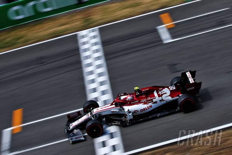 F1 Spanish Grand Prix 2020 - Qualifying Results