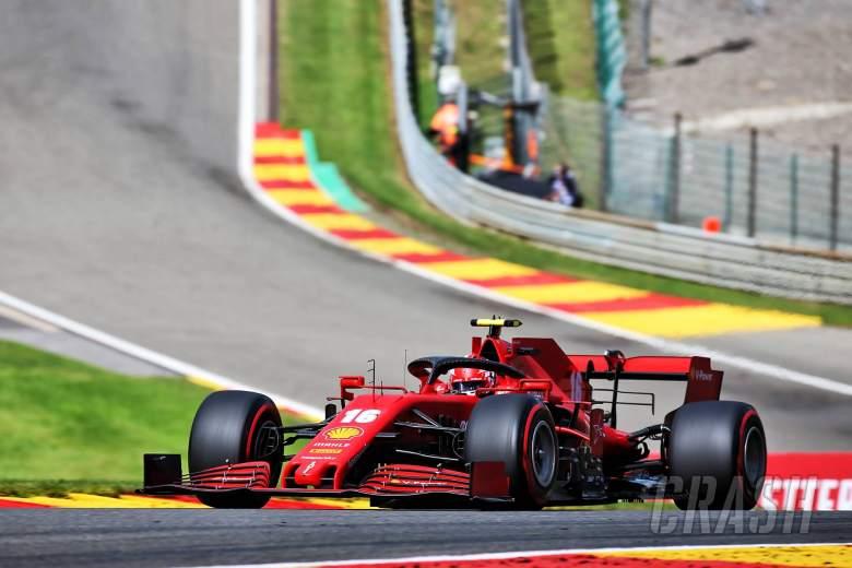 F1 Belgian Grand Prix 2020 - Qualifying Results