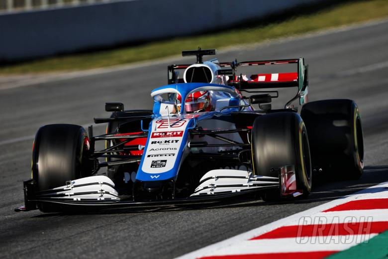 """Williams expectations """"under control"""" for F1 2020 - Russell"""
