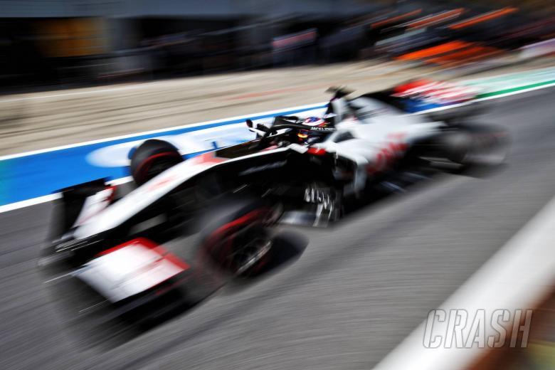 Grosjean avoids Styrian GP exclusion after F1 parc ferme breach