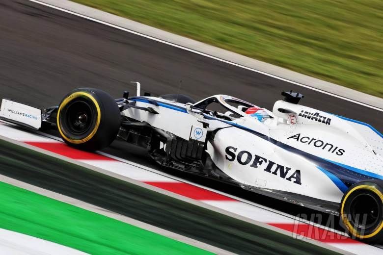 Russell wary about Williams F1 chances at Silverstone