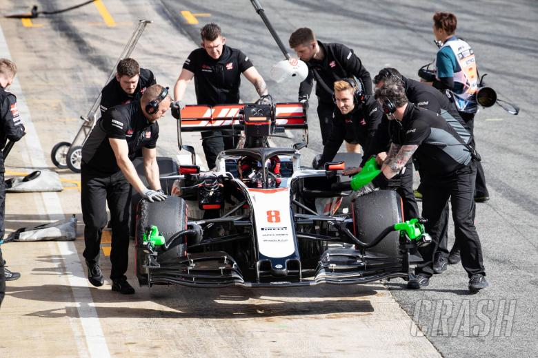 Haas Becomes Fifth F1 Team To Furlough Staff Drivers Take Pay Cut F1 News