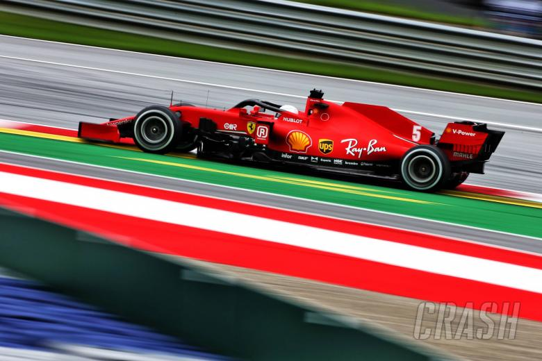 'Surprised' Vettel insists there was no new Ferrari deal