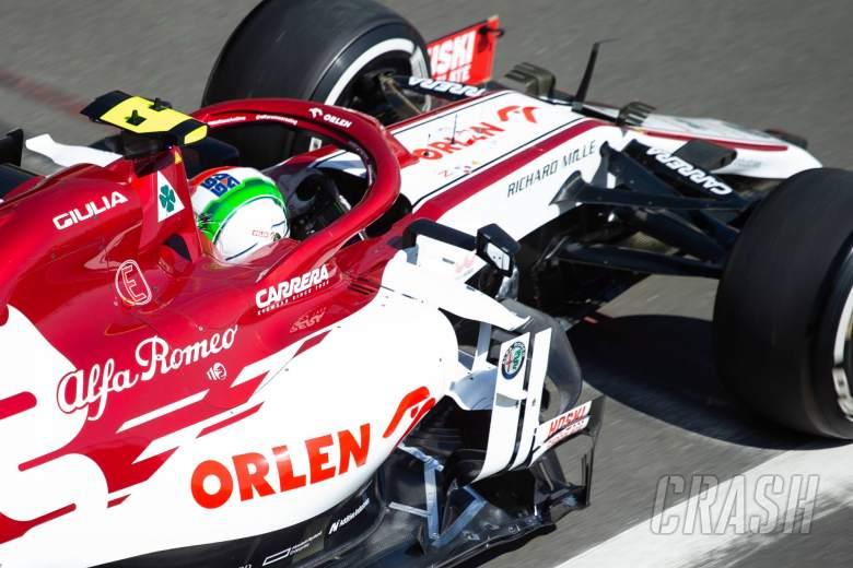 F1 British Grand Prix 2020 - Free Practice Results (2)