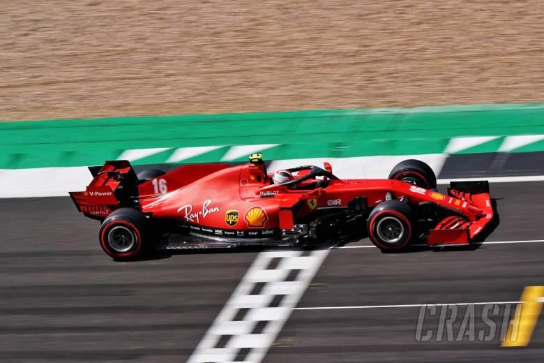 F1 British Grand Prix 2020 - Qualifying Results