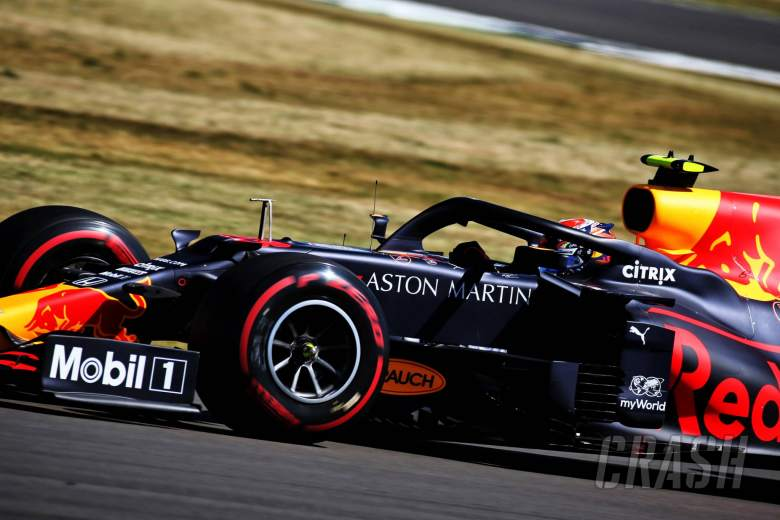 """Albon eyes strong race after """"tricky"""" F1 Silverstone qualifying"""