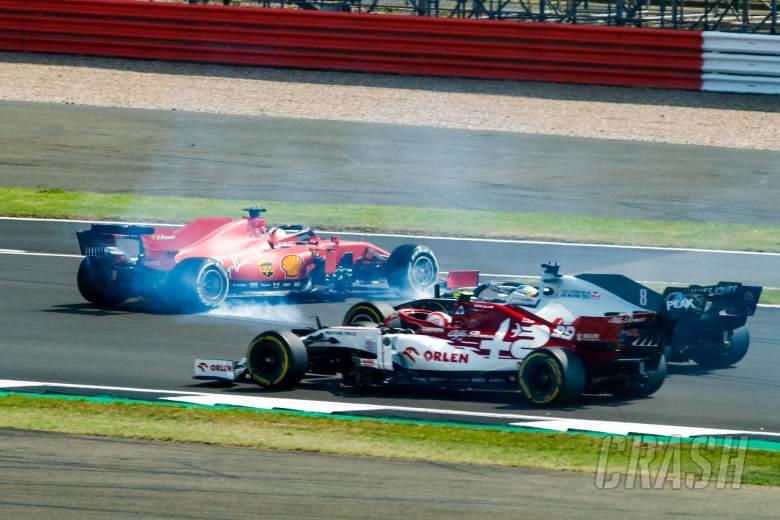 Binotto: Vettel's spin more costly than Ferrari's F1 strategy