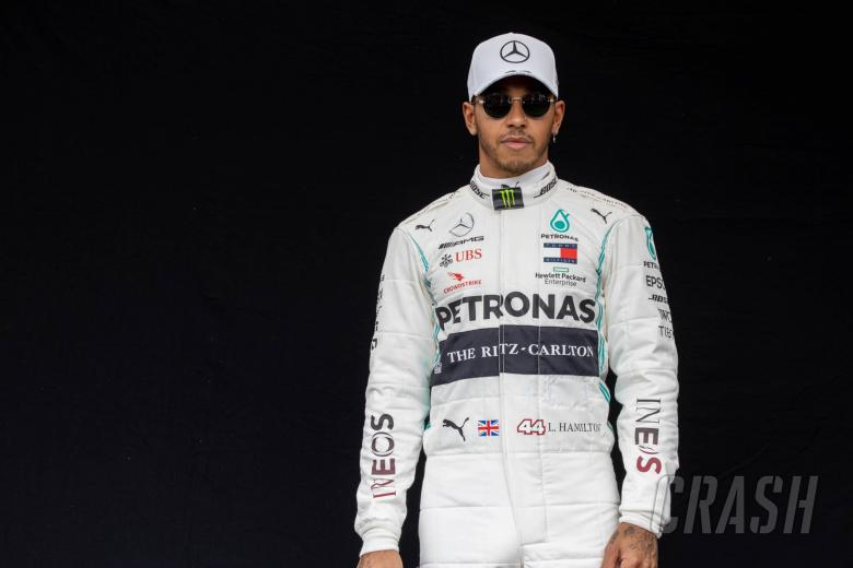 Don't expect to see Lewis Hamilton joining Virtual Grand Prix soon...