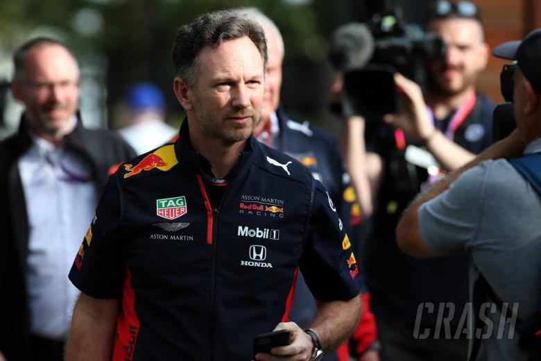 "Australian GP cancellation ""frustrating"" - Horner"